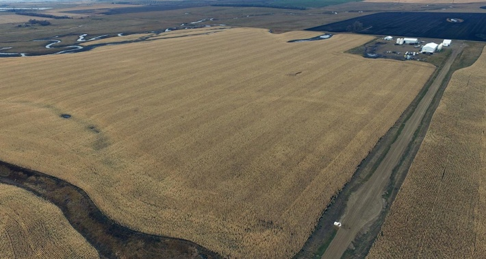 GRANT COUNTY 418.5 ACRES SEALED BID