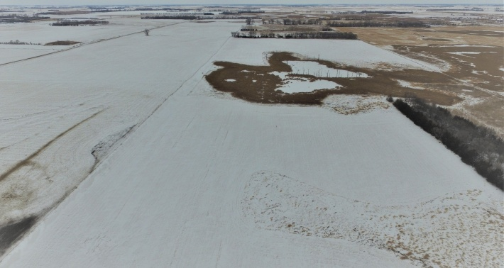 For Sale 154 Acres Sanborn County NE Of Woonsocket SD